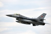 Turkey's F-16 jets equipped with new domestic electronic warfare systems