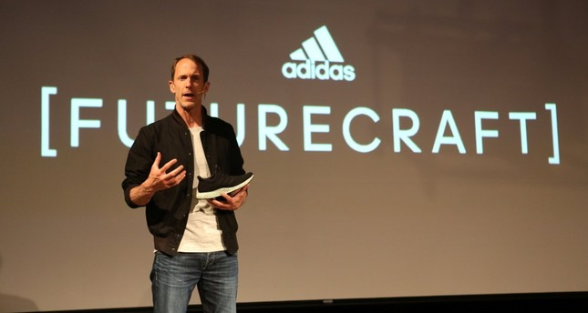 Adidas to mass-produce 3D-printed shoe with Silicon Valley start-up