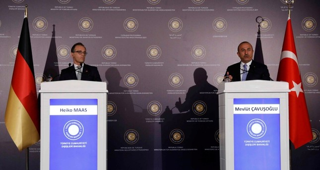 Turkey right to be concerned over Idlib, we support Tehran summit, German FM Maas says