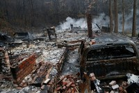 3 more bodies found in Tennessee wildfire, death toll rises to 7
