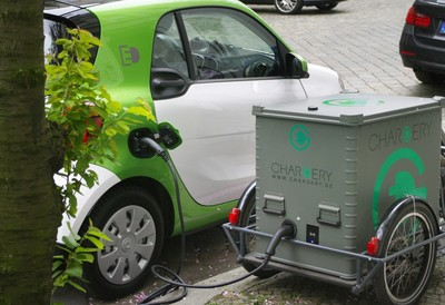 Chargery, a Berlin-based technology startup offering solutions for the sharing of electric vehicles, has received investment from Helvetia venture capital, a subsidiary of Switzerland's Helvetia AG and Vinci venture capital, in which İnci Holding is a strategic investor.