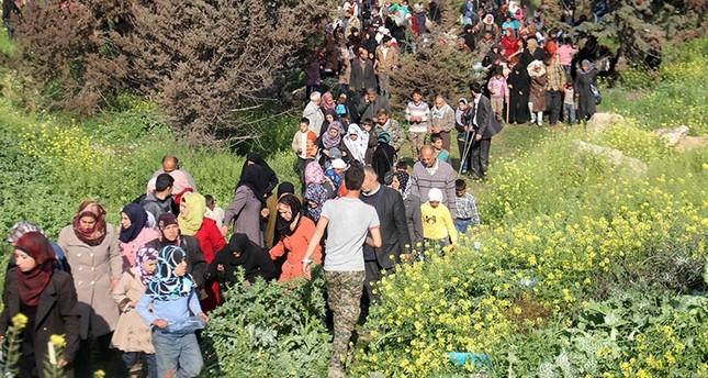 تركيا تدين تفجير الراشدين الذي استهدف قافلة مدنيين