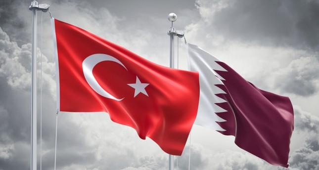 تركيا وقطر تبحثان فرص التعاون في قطاع المقاولات