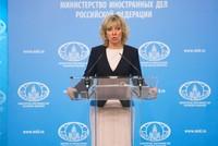 Russia coordinates Syria policies with Turkey, FM Spox Zakharova says