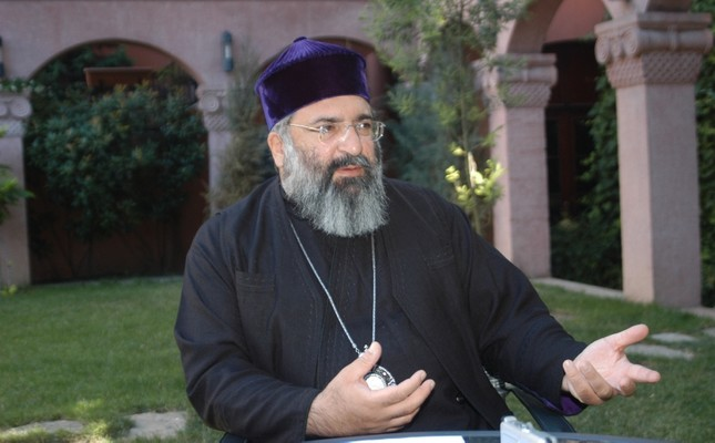 Turkey's Armenian Orthodox Patriarch Mesrob Mutafyan dies in Istanbul