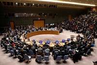 UN Security Council members blast US during Jerusalem session