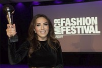 Turkish fashion designer hailed as Britain's best