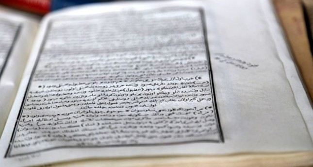 Special software for Ottoman Turkish researchers