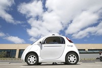 Driverless test cars without backup drivers to hit California roads