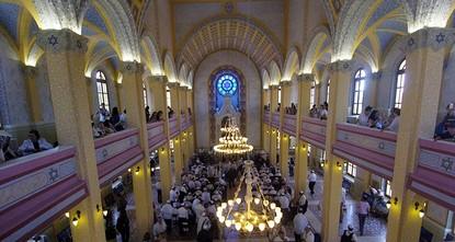 Turkish Jews offer prayer for July 15 martyrs