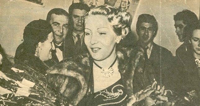 Cahide Sonku was the first female star in Turkey.