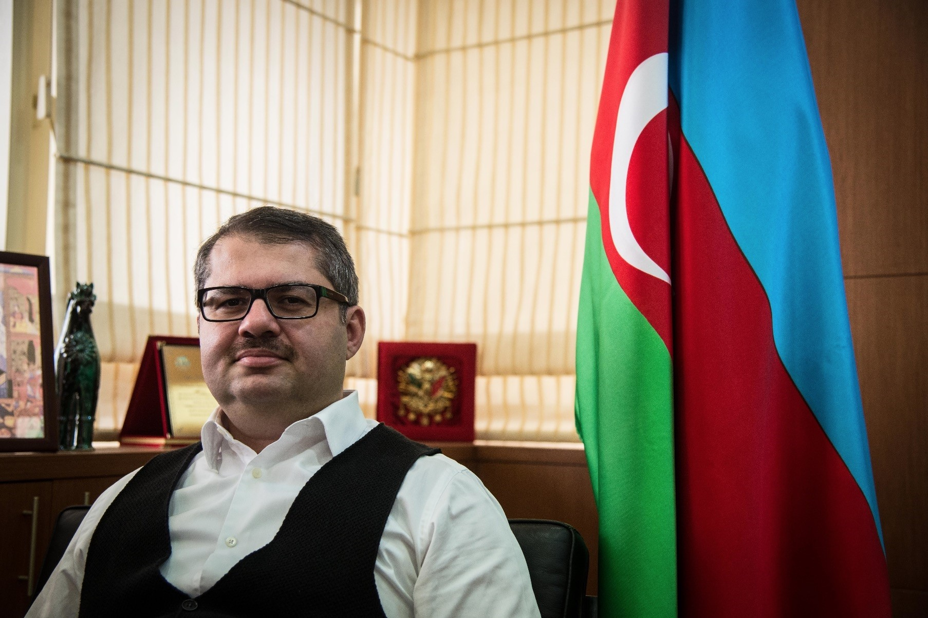 Azerbaijani Ambassador Khazar u0130brahim said he is proud of the collaboration between Ankara and Baku and believes there are no other examples of such close cooperation in the world.