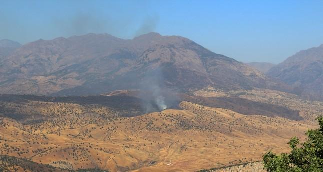 Turkey kills senior PKK terrorist in northern Iraq's Qandil