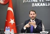 Turkey on the course to interest rate cut: Albayrak