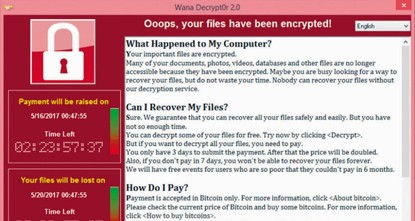 pThe recent WannaCrypt ransomware attack turned out to be a small global disaster./p  pThe malicious software (malware) in question is first initiated remotely by an attacker, using an...