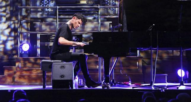 Pianist Mrvica to perform at prestigious Istanbul venue