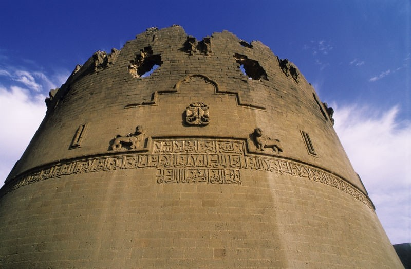 1- Climb to the top of Diyarbakır Fortress