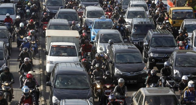 Turkish students' invention aims to solve traffic jam in big cities