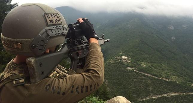 Dozens 'neutralized' in Turkish anti-terror ops