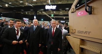 تركيا: محاولة بعض الدول تقييد صناعاتنا الدفاعية لن تؤثر في عزمنا