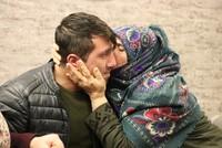 Grandmother protesting PKK abductions reunites with grandson