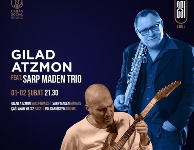 Gilad Atzmon to meet jazz lovers in Antalya
