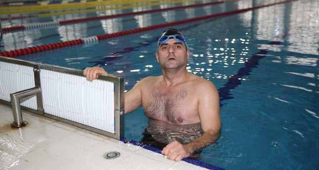 Blind Turkish swimmer wins 52 medals in 6 years