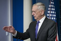 Mattis acknowledges US-backed YPG militants' move to Afrin