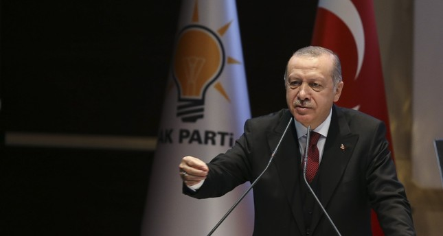 Erdoğan calls for shorter buildings on Urbanism Day