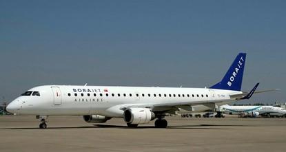 pBorajet, eine in Privatbesitz befindliche türkische Fluggesellschaft aus Istanbul, gab am Montag die Streichung aller Flüge bekannt. Dies wäre noch am gleichen Tag umgesetzt worden./p  pDas...