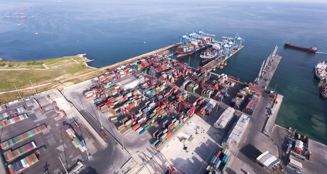 Companies based in Istanbul have managed to increase their exports by 5.4 percent to $29.8 billion in the first five months of the year, up from $28.3 billion in the same period of 2018.