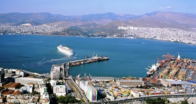 Turkey's exports reached $165.56 billion in the past 12 months, a 7.6 percent year-on-year increase.