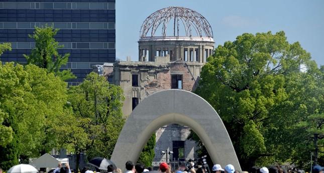 اليابان تحيي الذكرى الـ 72 لقصف هيروشيما بالقنبلة الذرية