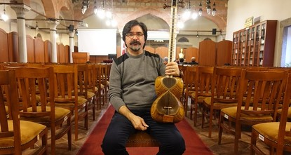 موسيقار إيراني: الموسيقا التركية تتميز بالثراء والتنوع