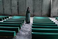 Srebrenica: Grundbesitz an Überlebende zurückgeben