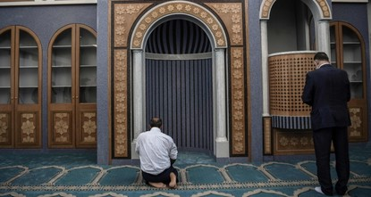 Long delayed Athens mosque to be opened in September