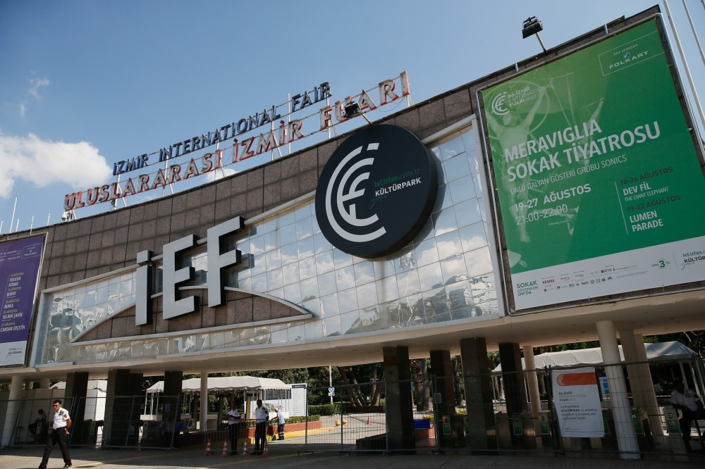 86th u0130zmir International Fair is expected to welcome 409 companies, 109 of which are foreign.