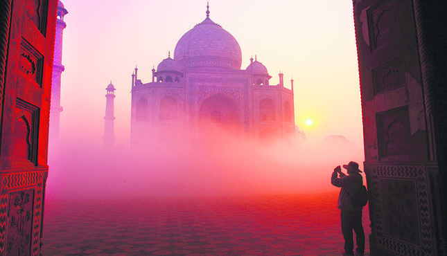 Agra: Where the Taj Mahal shines on earthly souls