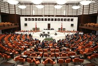 Turkish lawmakers elected seven members to a reshaped judicial authority Wednesday, pushing through a second of the recently approved constitutional changes on the July 16 referendum.