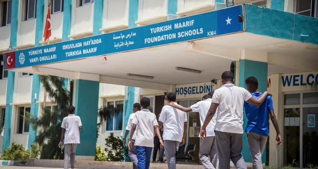 Turkey offers Somalia a chance at world stage in ex-FETÖ schools
