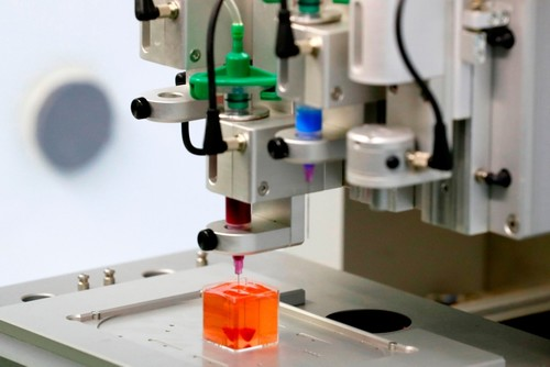 Scientists create first 3D print of heart with human cells, vessels