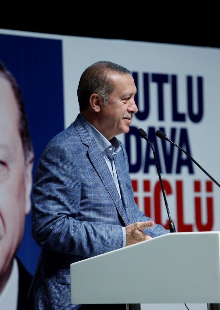 President Erdou011fan said in a provincial advisory council meeting that the party's real challenge will be the 2019 elections.