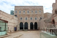 Restored Byzantium-era palace to serve as museum in Istanbul