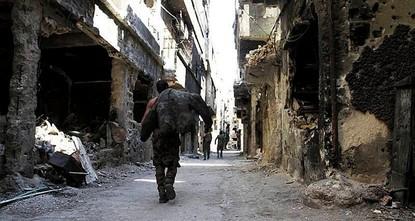 Daesh terrorists leave Yarmouk enclave in Damascus