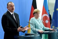 Merkel calls historians to look into 1915 events, urges solution in Karabakh