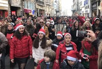 A very Greek Christmas on İstiklal Avenue
