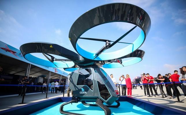 Cezeri, Turkey's first flying car debuts at Teknofest