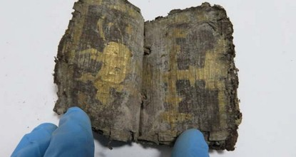 1,500-year-old amulet books recovered in SW Turkey