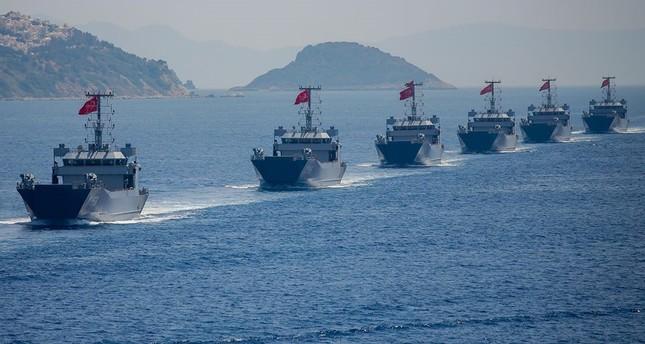 رئيس أركان الجيش التركي: يجب ألا يقوم أحد بحسابات خاطئة في إيجه والمتوسط