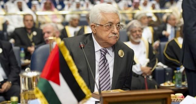 Abbas fordert Anerkennung von Palästinenserstaat